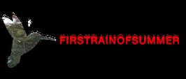 Firstrainofsummer